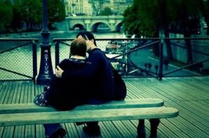 Bon baiser de paris paris nu - Les amoureux des bancs publics paroles ...