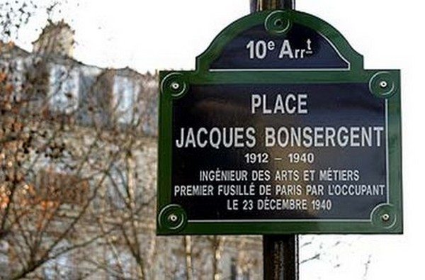 jacques bonsergent