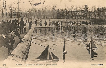 CARTE TUILERIES