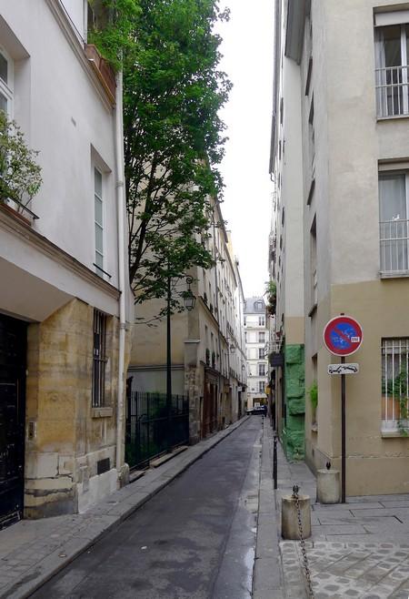 Le jardin de la rue visconti le plus petit espace vert de for Espace vert paris