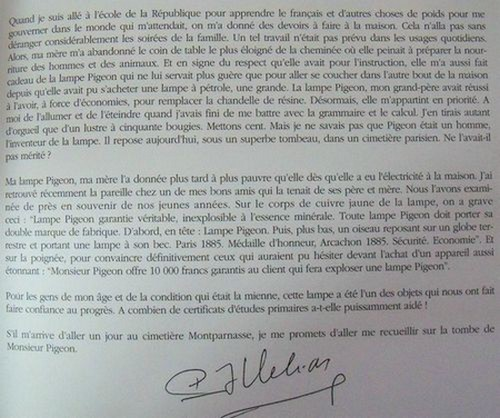 lettre helias