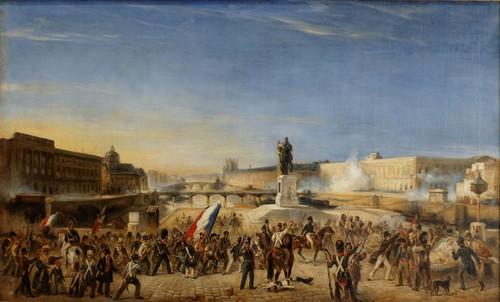 Carnavalet_-_Combats_sur_le_Pont-Neuf_01