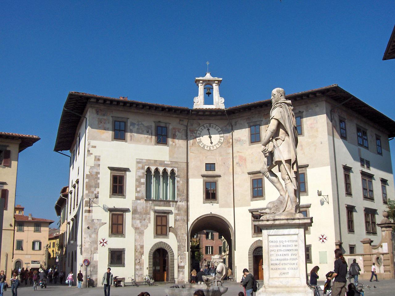 Pisa.Cosimo_de_Medici