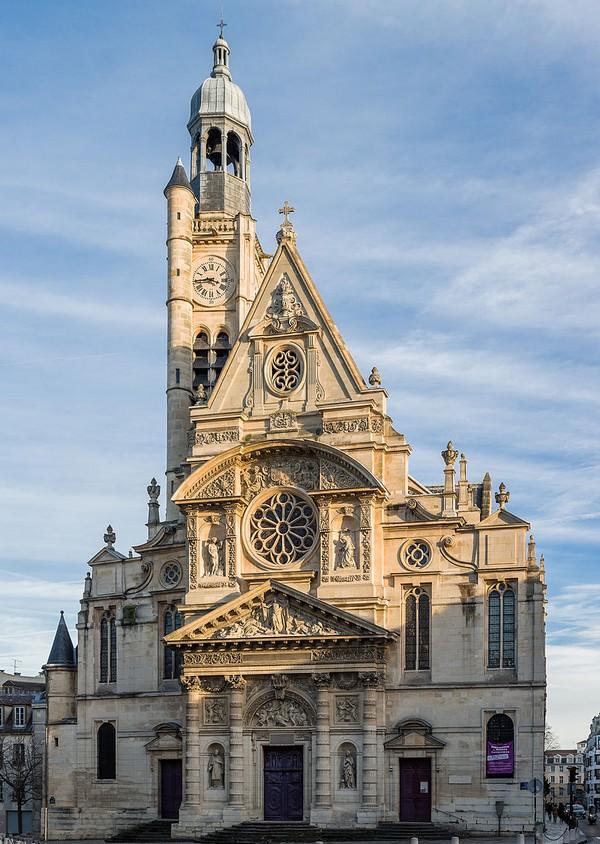 St-Etienne-du-Mont_Exterior,_Paris,_France_-_Diliff