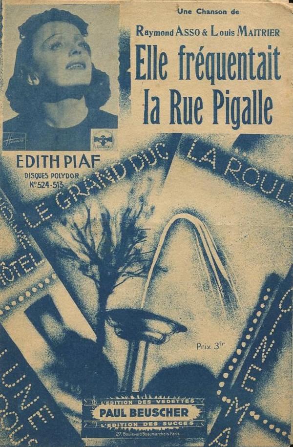 Elle_fréquentait_la_rue_pigalle,Edith_Piaf_1943