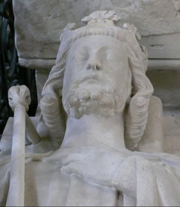 GISANT DE LOUIS VI LE GROS SAINT DENIS
