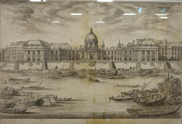 Israel_Silvestre,_Collège_des_Quatre-Nations-vers 1670