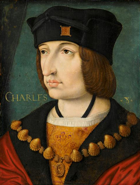 charles viii musée condé chantilly