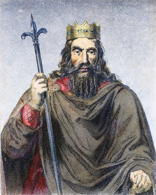 Clovis 1er 481-511